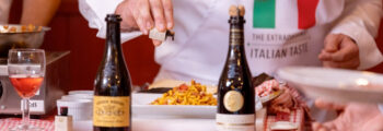 Showcooking the authentic Italian table + Health Chef®